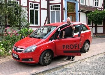 carsharing werbung auf puk minicar die alternative zum taxi g ttingen. Black Bedroom Furniture Sets. Home Design Ideas